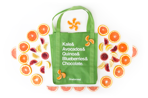 Instacart bag mission