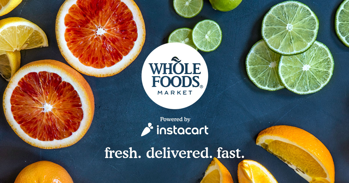Whole Foods Market Online Delivery